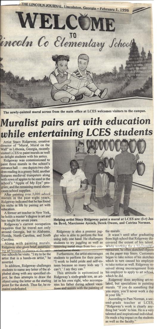 MMOTW Press Article